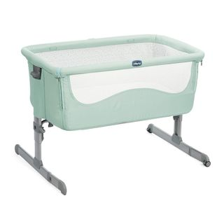 Chicco Beistellbett Next2me dusty green