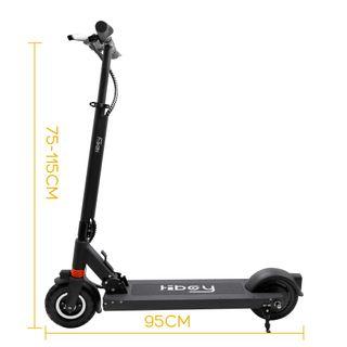 hiboy scooter tretroller klappelektroroller cityroller erwachsene im elektro scooter vergleich 2019. Black Bedroom Furniture Sets. Home Design Ideas
