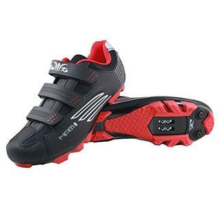 Raiko Sportswear HPM2 MTB Schuhe schwarz Größe 43 klick Pedale SPD Cleats