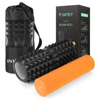 INTEY Faszienrolle Fitness Foam Roller Gymnastikrolle