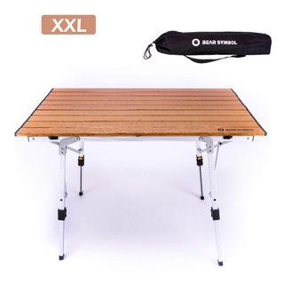 TRIWONDER Aluminium Campingtisch Klapptisch Falttisch Gartentisch