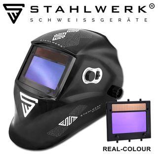 STAHLWERK ST-550L Vollautomatik Schweißhelm