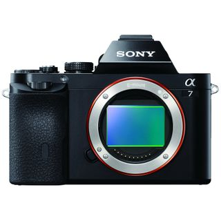 Sony Alpha 7 E-Mount Vollformat Digitalkamera ILCE-7