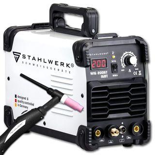 STAHLWERK DC WIG 200 ST IGBT