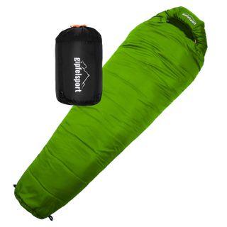 gipfelsport Mumienschlafsack Outdoor Schlafsack