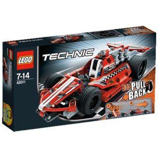 LEGO Technic 42011 Action Rennwagen