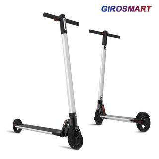 GiroSmart Elektroroller Faltbar City E Scooter Leistungstarker