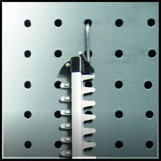 Einhell GE-CH 1855/1 Li Set Power X-Change Akku-Heckenschere