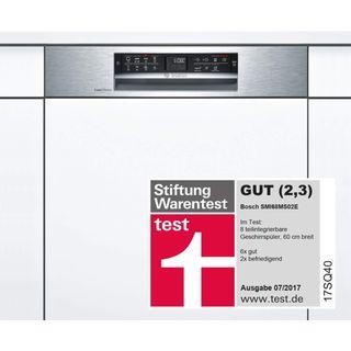 Bosch SMI68rMS02E Geschirrspüler A++ 266 kWh