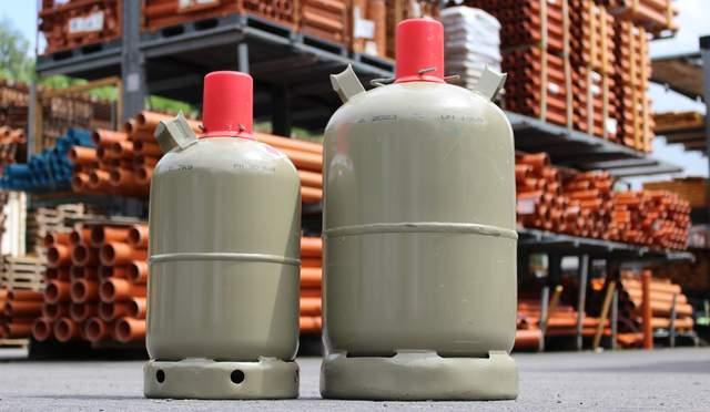 Gas-Füllstandsanzeiger Test und Vergleich