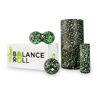 Balance Roll Komplett Set Faszienrolle