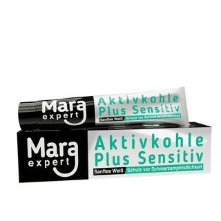 Aktivkohle Zahnpasta von MARA EXPERT
