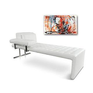 NEUERRAUM Bauhaus Daybed Chaiselongue Lounge-Liege Relax Liege