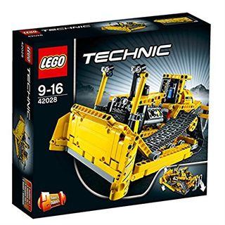 LEGO Technic 42028 Bulldozer