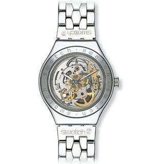 Swatch Herrenuhr Analog Automatisch YAS100G
