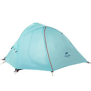 Naturehike 1 Person Zelt 3 Saison Camping Zelt Double Layer Winddicht