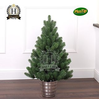 fairytrees weihnachtsbaum k nstlich alpentanne premium im. Black Bedroom Furniture Sets. Home Design Ideas