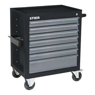 STIER Werkstattwagen BLACK-Edition