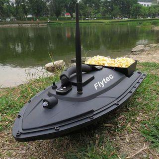 QTSR RC Ferngesteuertes Baitboat Boot