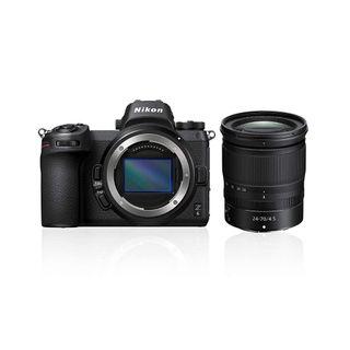 Nikon Z6 System Digitalkamera Kit 24-70 mm 1:4 S