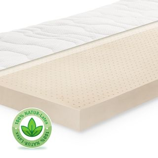 Ravensberger Natura LUX 100% Natur-Latex Topper LATEXCO