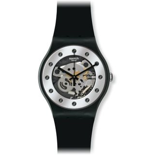 Swatch Herren Digital Quarz Uhr SUOZ147