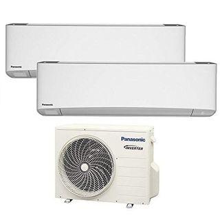 DUO Multi Split Inverter Etherea Panasonic Klimaanlage 3,2+3,2 KW A+++