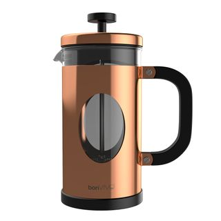 bonVIVO Gazetaro I Design-Kaffeebereiter Und French Press Coffee Maker