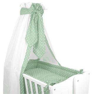 Sugarapple Wiegenset 4-teilige textile Ausstattung