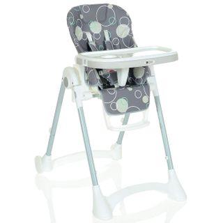 Kinder-Hochstuhl bis 25 kg Kompakt Faltbar LCP Kids Baby Stuhl