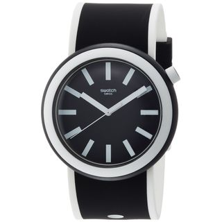 Swatch Damen Digital Quarz Uhr PNB100