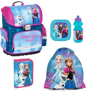 Frozen Anna Elsa Schulranzen Mädchen 1 Klasse Tornister