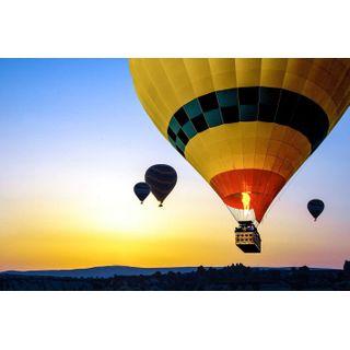 Jochen Schweizer Geschenkgutschein: Ballonfahrt in den Sonnenaufgang im Thurgau