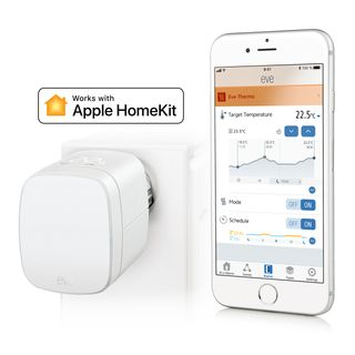 Eve Thermo - Heizkörperthermostat mit Apple HomeKit-Technologie