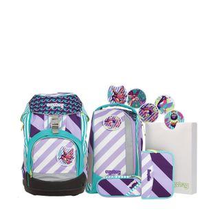 ergobag Pack Set Stripes Schulranzen-Set