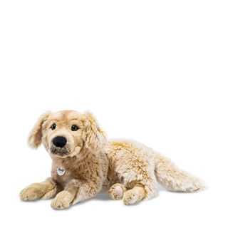 Steiff 76947 Andor Golden Retriever