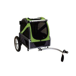 DoggyRide Mini Fahrradanhänger DRMNTR02-GR