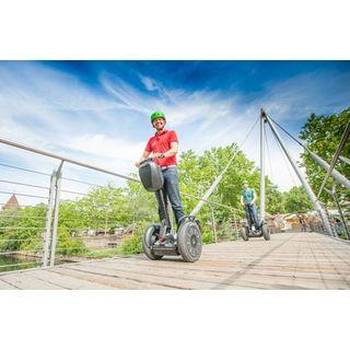 Jochen Schweizer Geschenkgutschein: Segway-Tour
