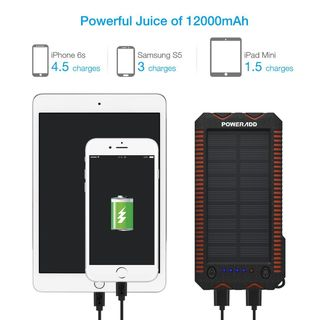 POWERADD MP-3103BK-DE 12000mAh