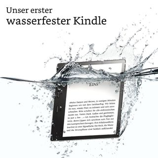 Kindle Oasis (32 GB + 3G)
