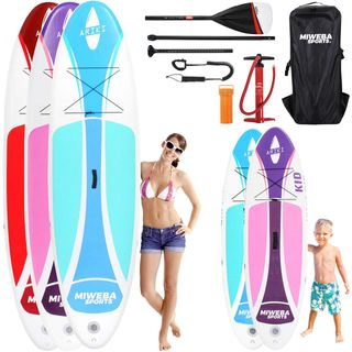 Miweba Sports Stand Up Paddling Board