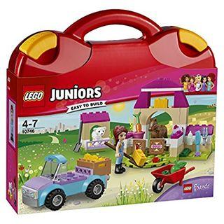 Lego Juniors 10746 Mias Pferdestall
