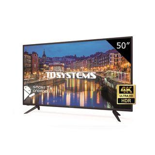 TD Systems K50DLH8US Fernseher Led 50 Zoll Ultra HD 4K