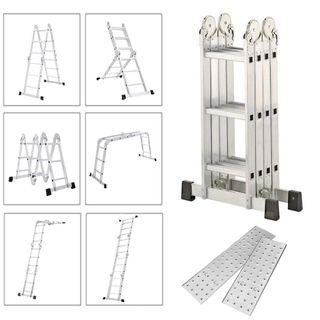 FROADP 340cm Aluminum Gerust Leiter