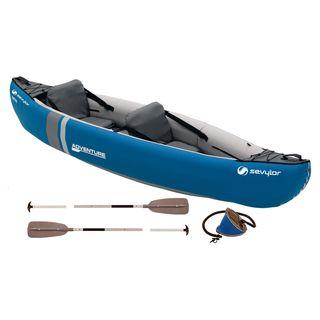 Sevylor Kanu aufblasbar Adventure Kit