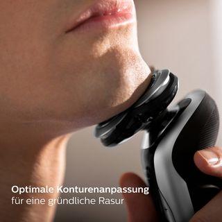 Philips S9711/31 Elektrischer Nass-und Trockenrasierer Series 9000