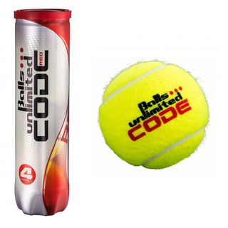 Balls unlimited Code Red Tennisball