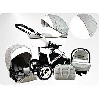 Lux4Kids BIANCinO Kinderwagen Komplettset