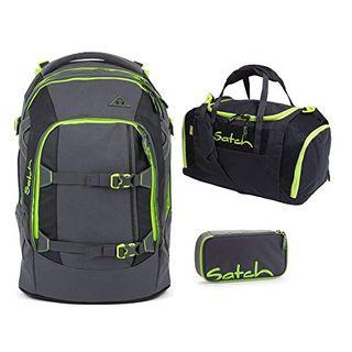Satch Pack 3 tlg. Set Schulrucksack