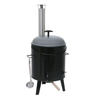 Kamino-Flam Eintopfofen mit Grillfunktion 17 L